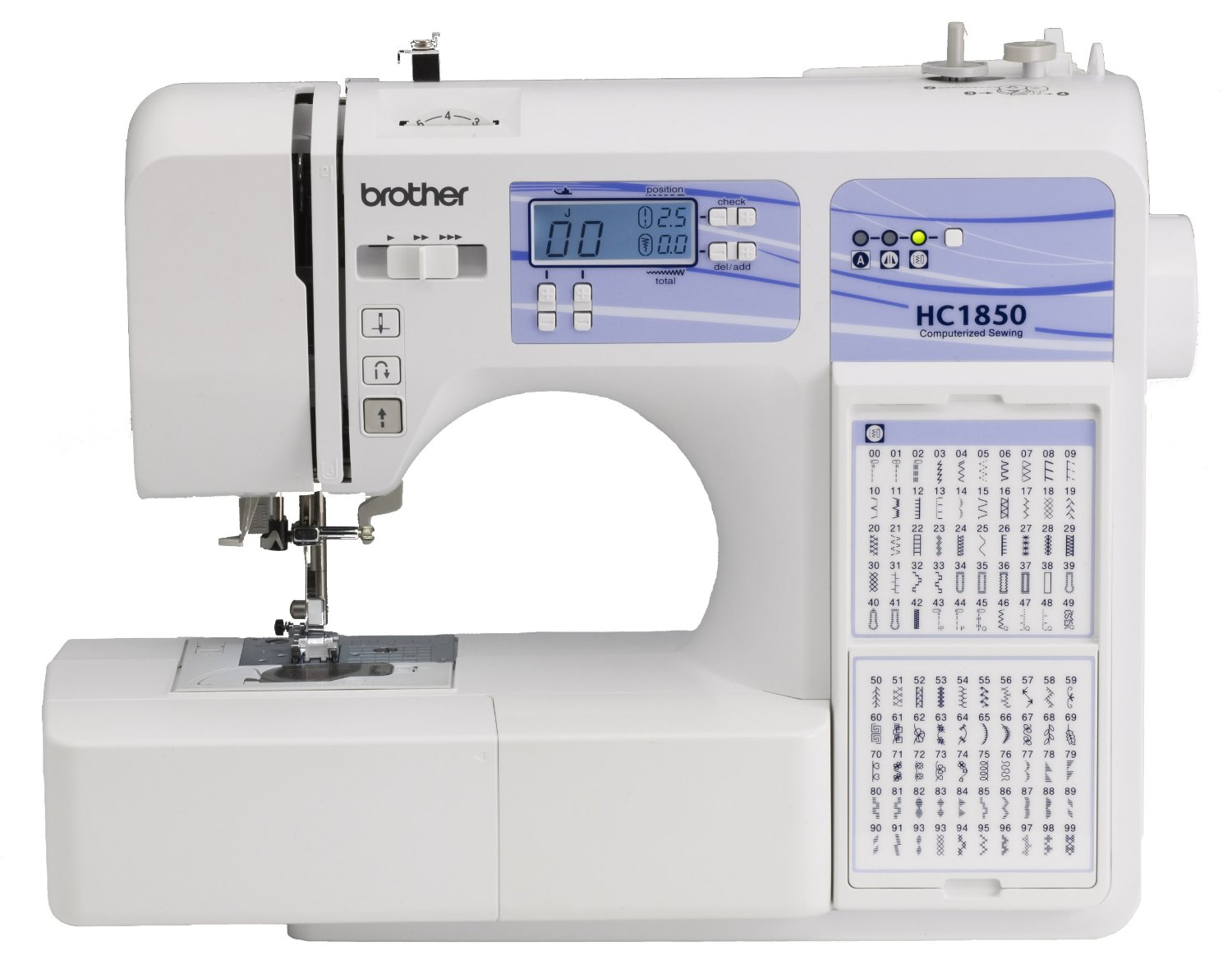 The Best Sewing Machine For Quilting : best machine for quilting - Adamdwight.com