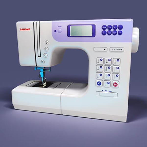 Electrical Sewing Machine : What is heavy duty sewing machine craft everyday