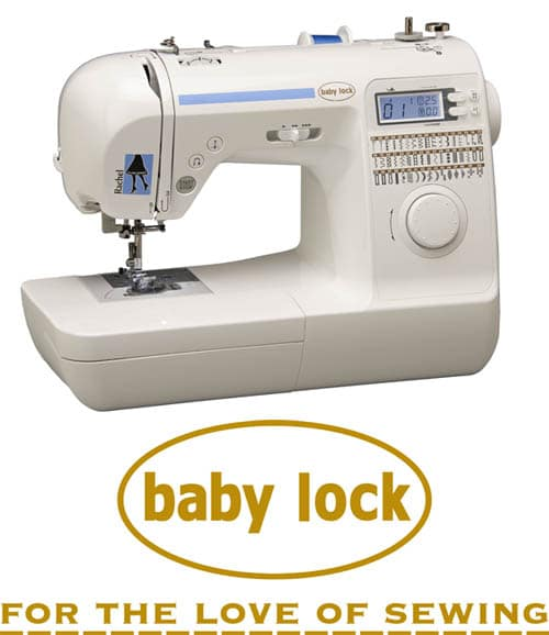 Rachel-Baby-Lock-Sewing-Machine