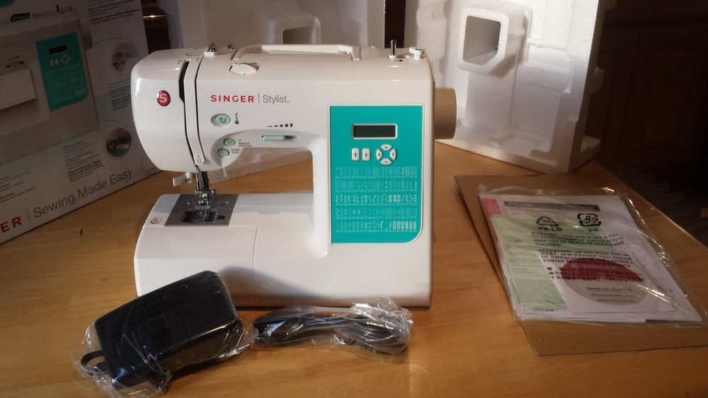 Best Review Of SINGER Stylist 40 For The Insatiable Creative Mind Classy Singer Stylist 7258 Sewing Machine Reviews