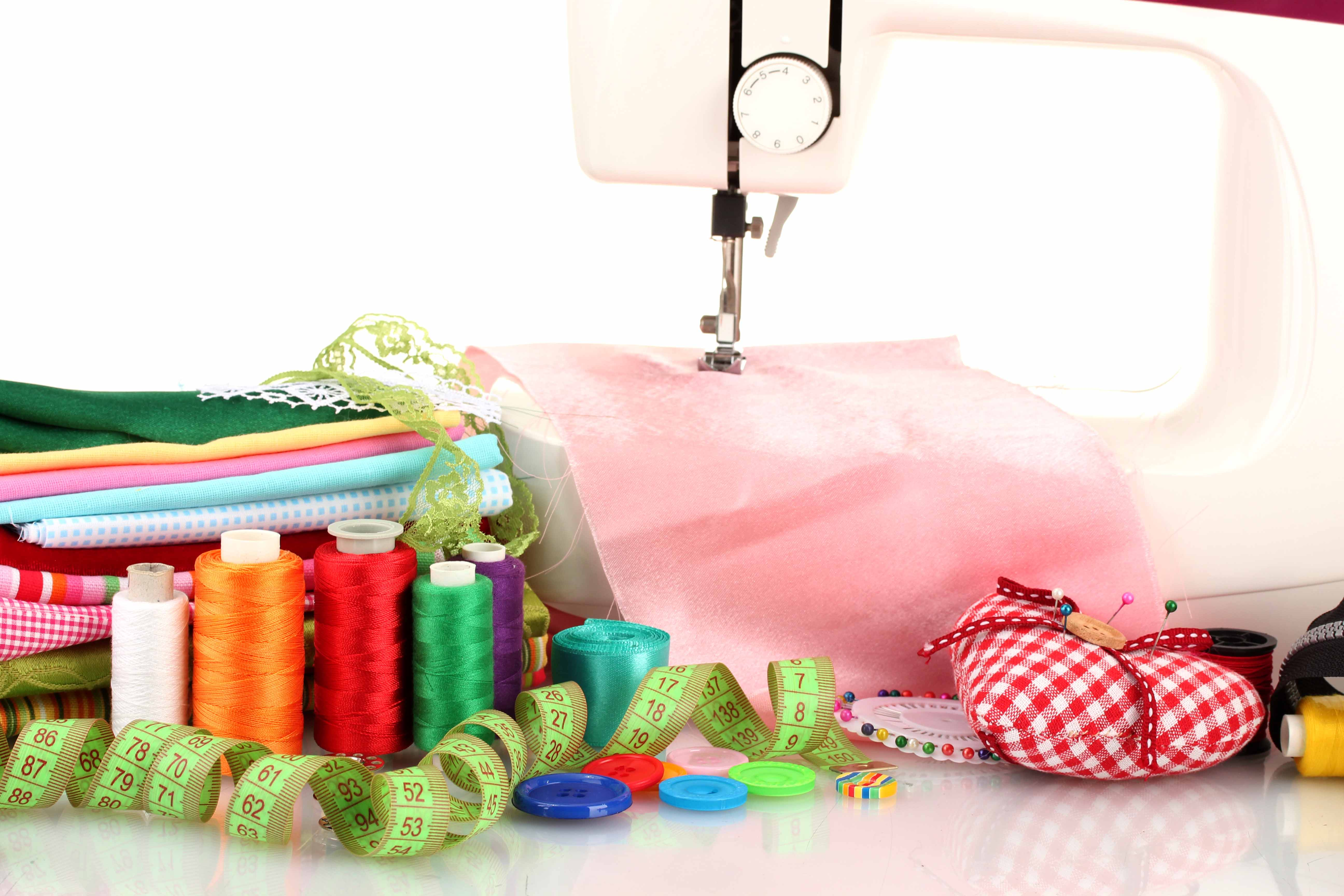Banking up on sewing skills for the beginner - Craft Everyday