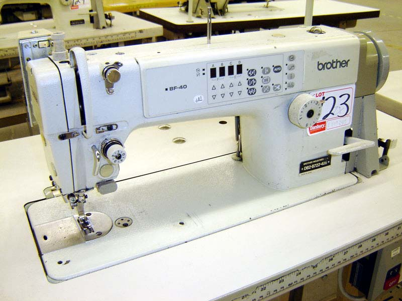 Domestic Vs Industrial Sewing Machine Craft Everyday Extraordinary Brother Industrial Sewing Machines